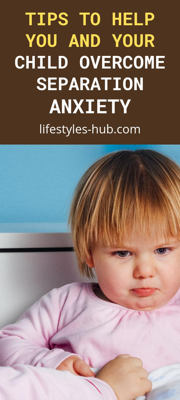 how to handle separation anxiety in infants